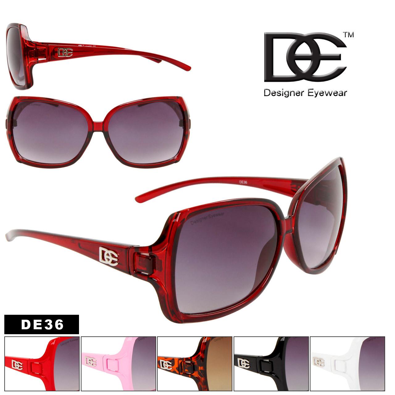 DE36 Vintage Sunglasses Wholesale