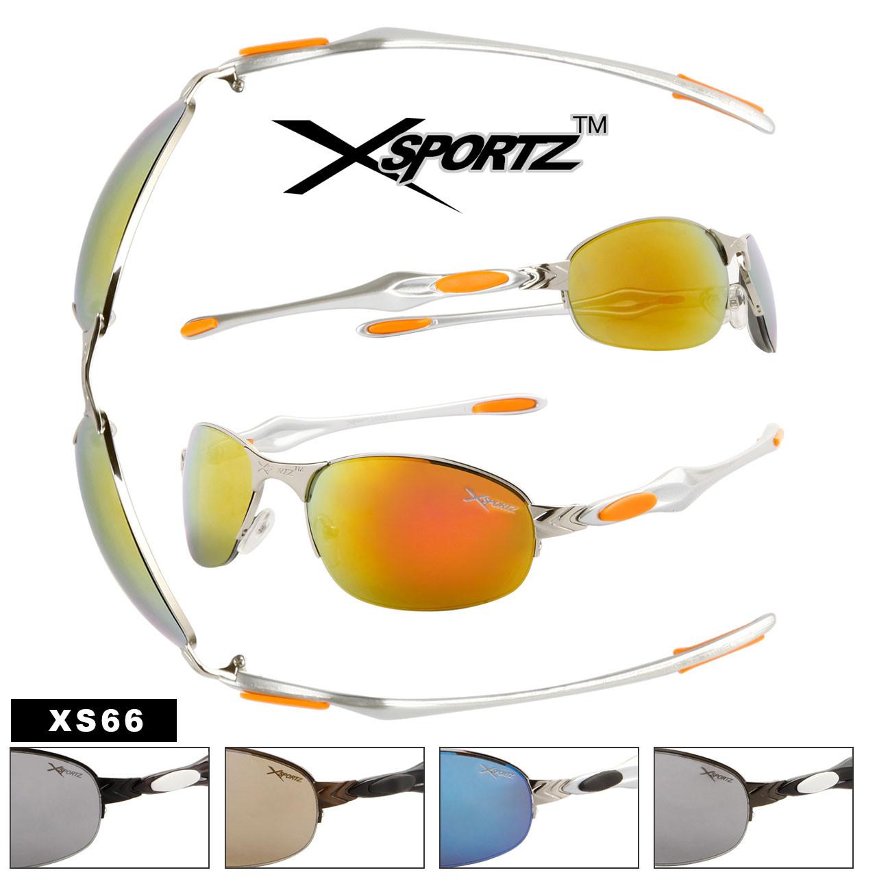 Men's Bulk Sports Sunglasses - Style #XS66