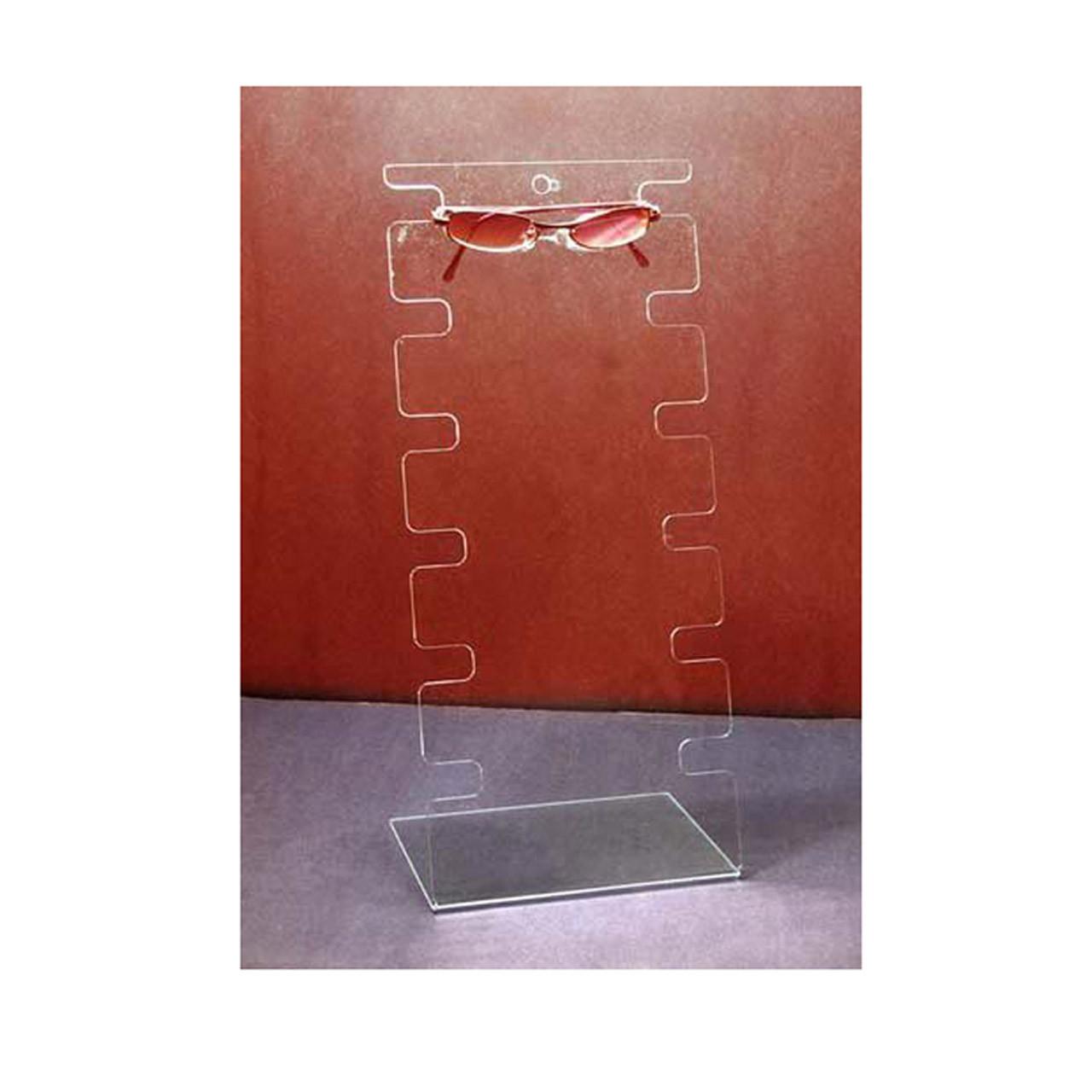 Sunglass Display | Clear Acrylic Sunglass Rack
