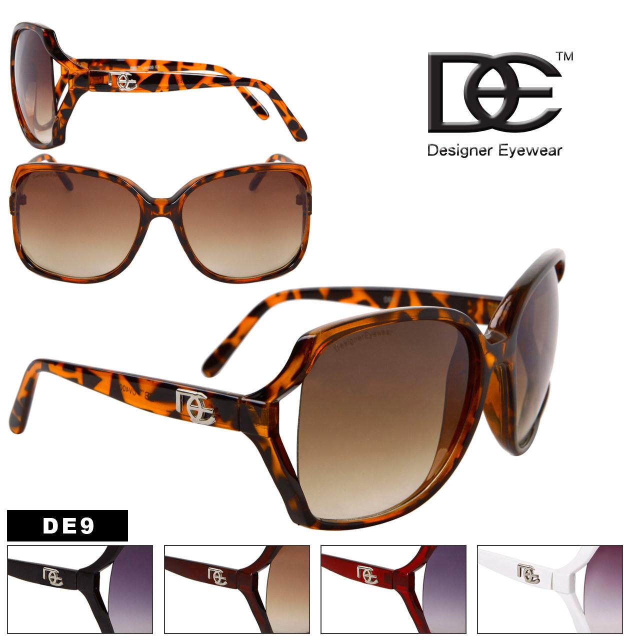 Vintage DE Sunglasses DE9