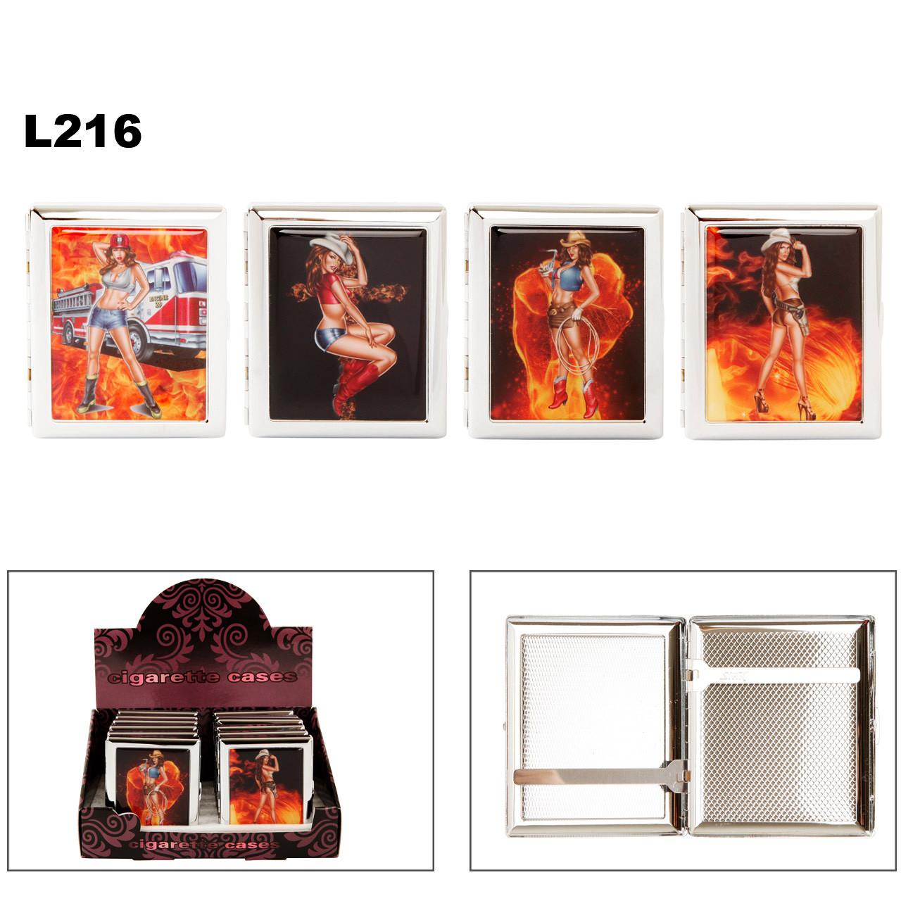 Cigarette Cases L216 ~ Cowgirls