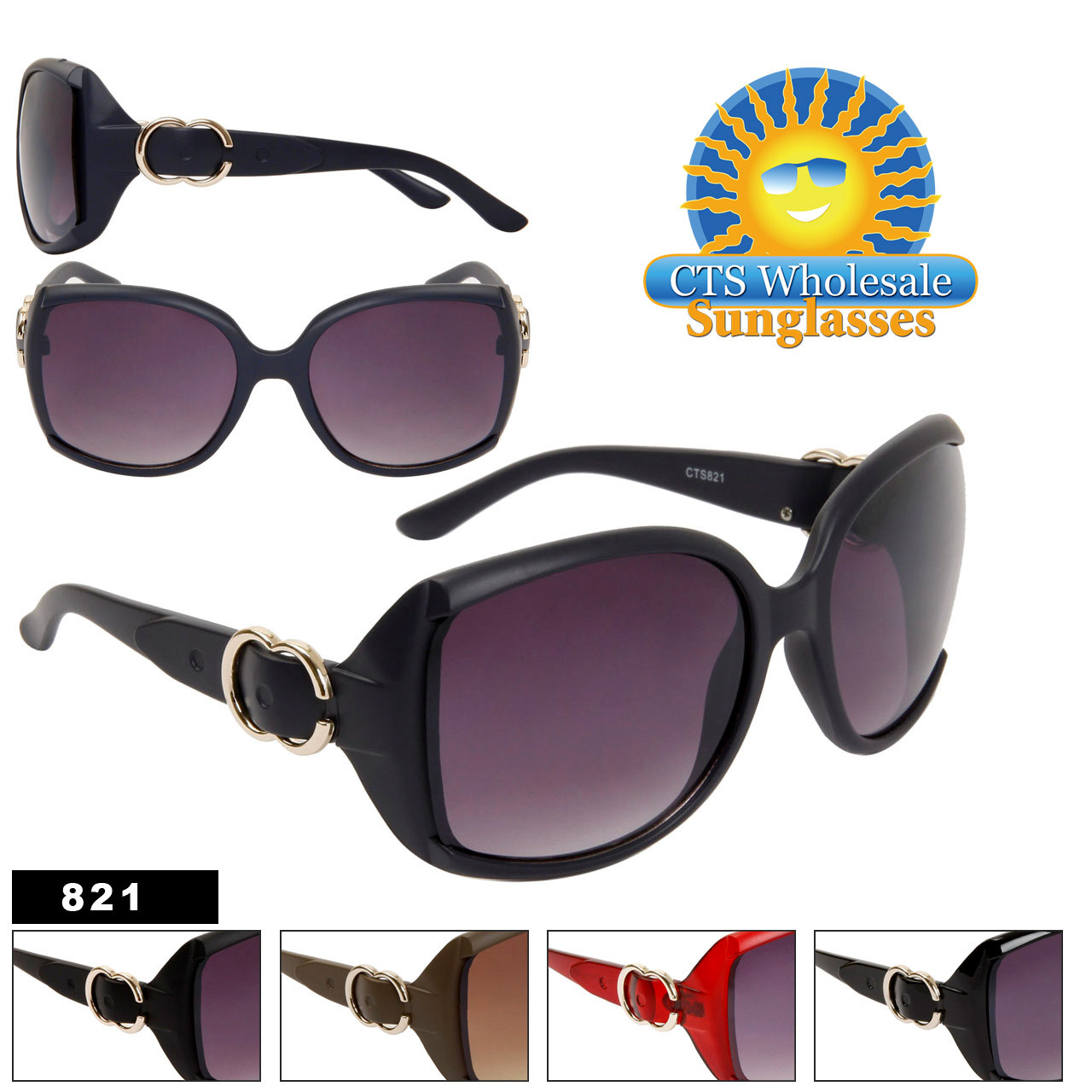 Cute New Fashion Sunglasses 821