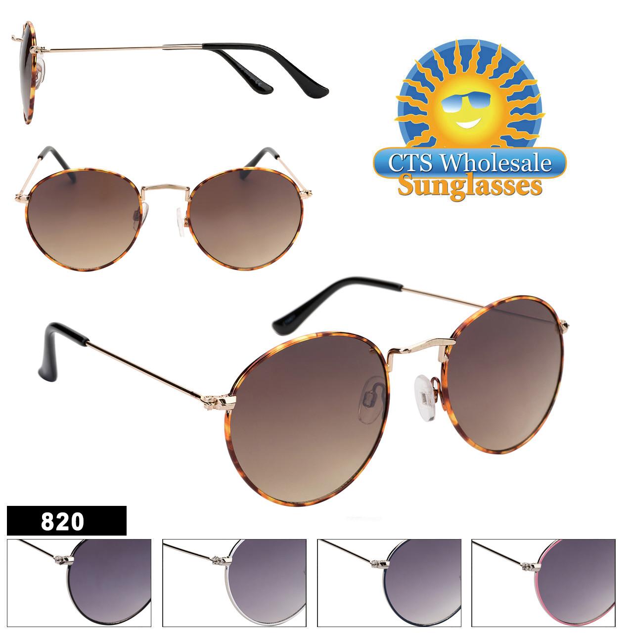 Metal Sunglasses 820