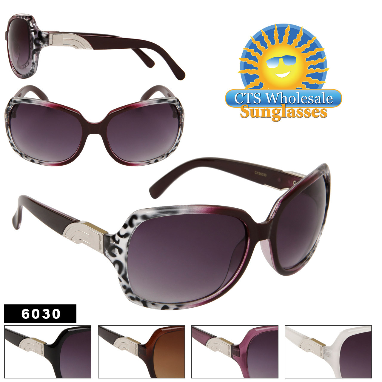 Wholesale Sunglasses 6030