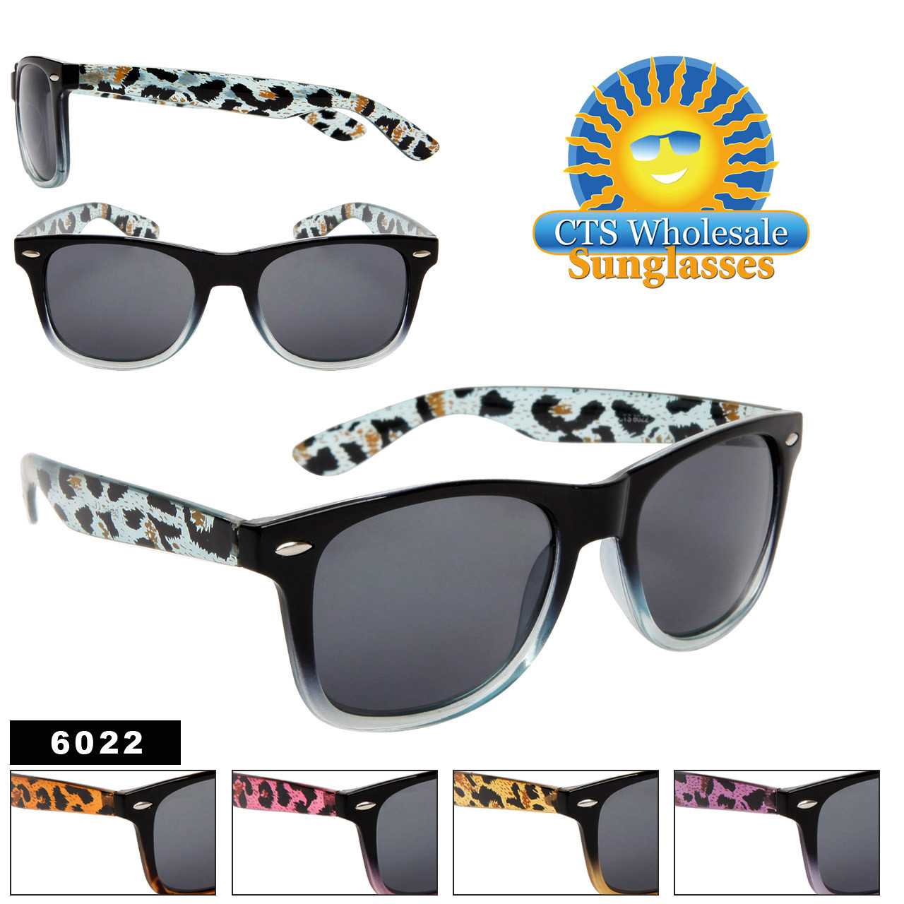 Animal Print California Classics 6022