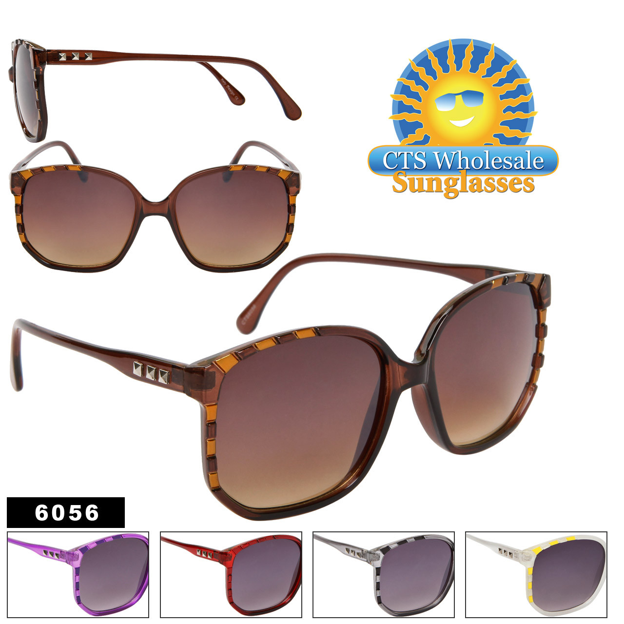 Fashion Sunglasses 6056