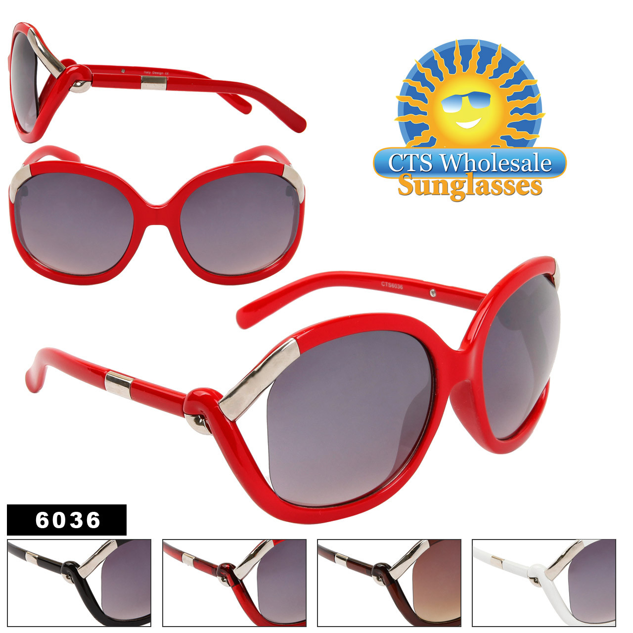 Vintage Sunglasses 6036