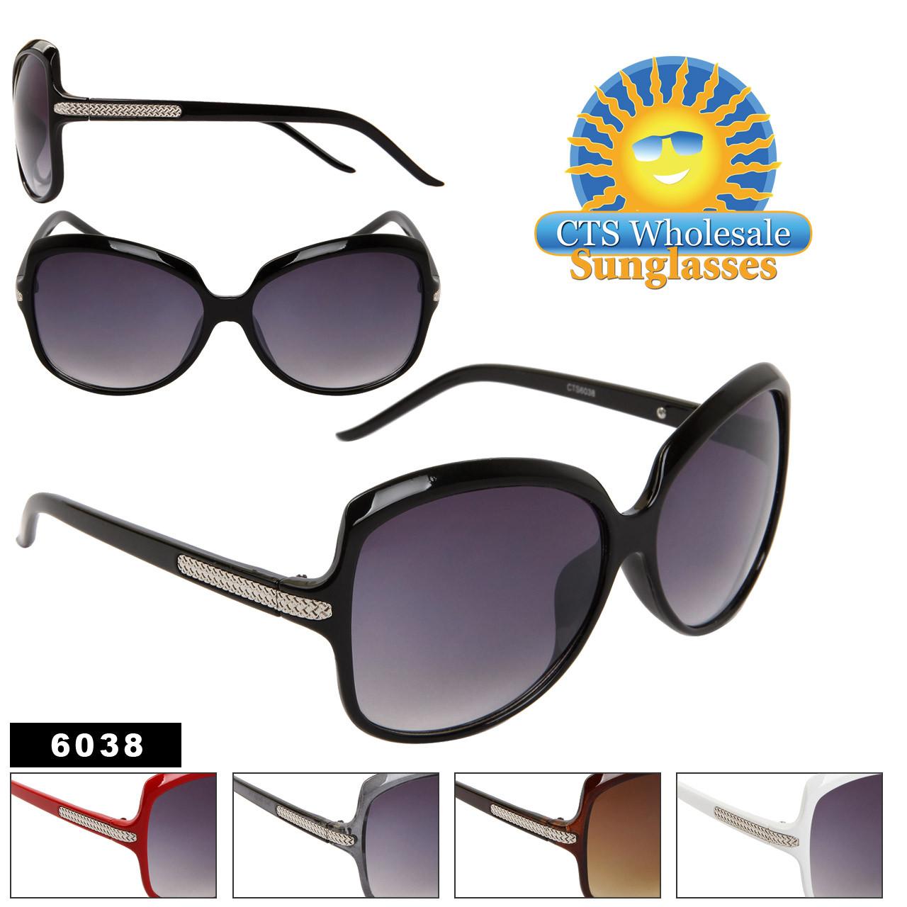 Women's Fashion Sunglasses 6038