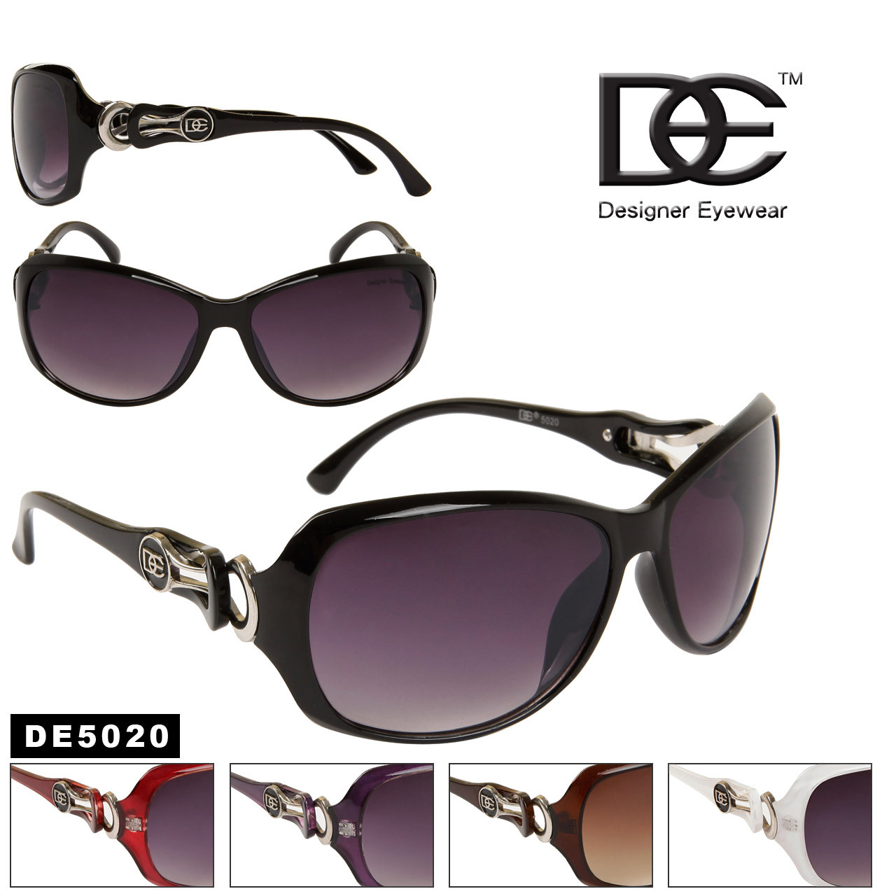 DE5020 Fashion Sunglasses