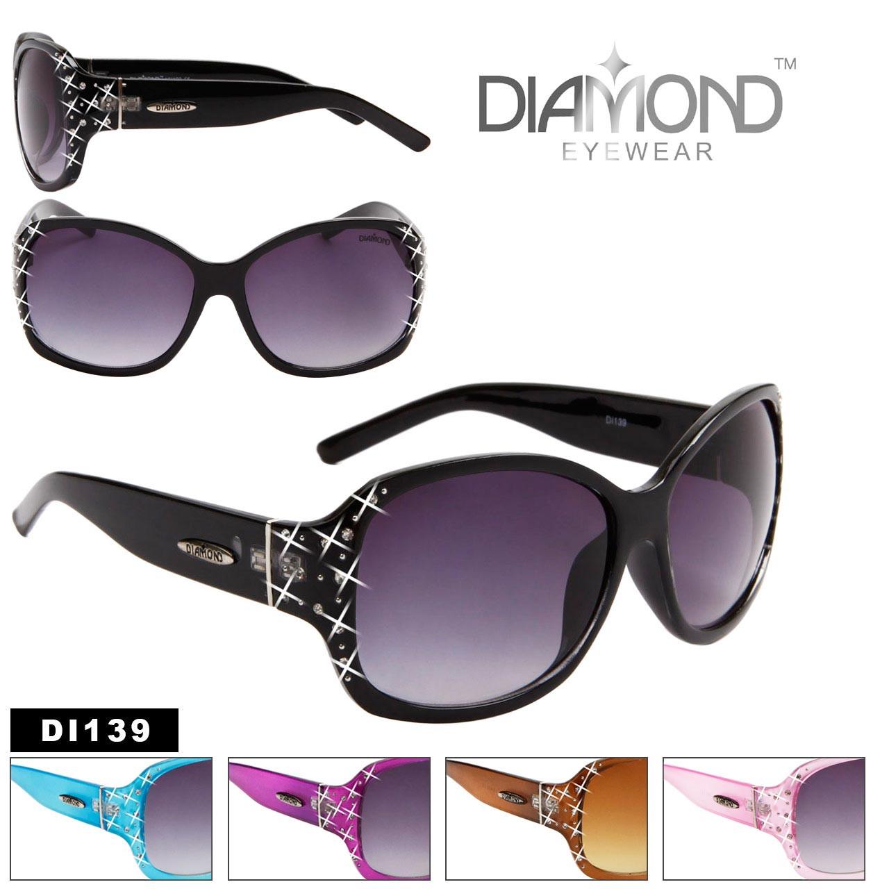 Diamond™ Rhinestone Sunglasses DI139