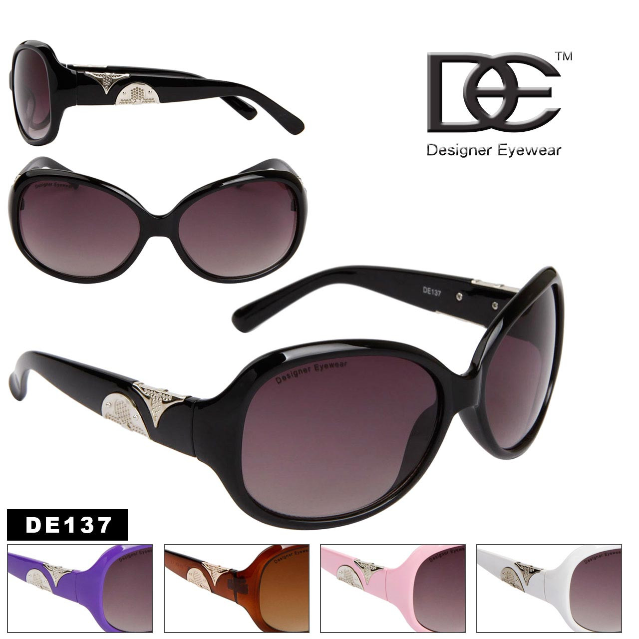 622d2c48380 Designer Eyewear Wholesale by the Dozen - Style   DE137