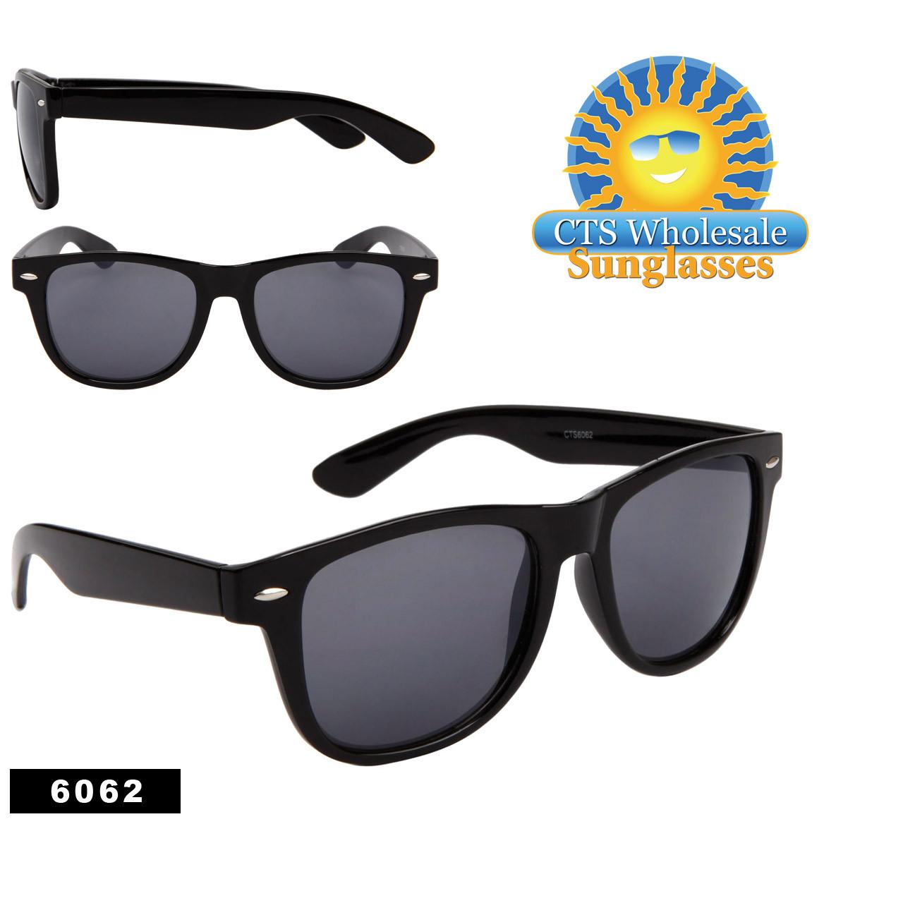 Black California Classics Sunglasses 6062