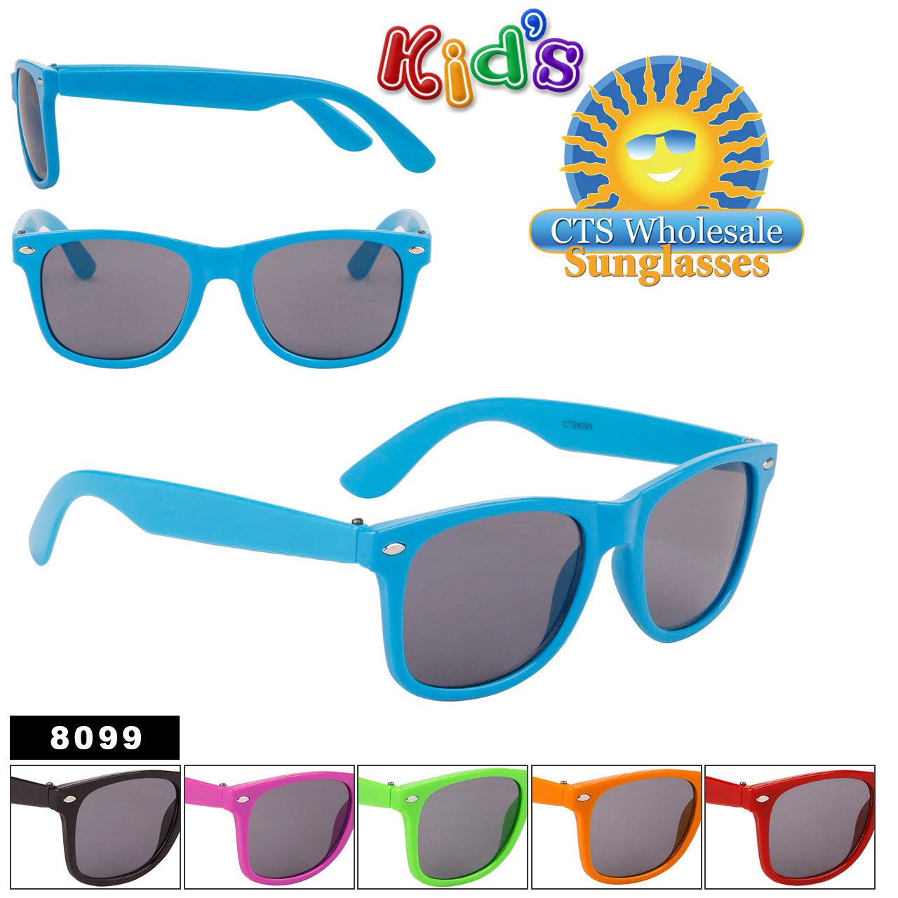 Kid's Wholesale California Classics by the Dozen - Style #8099