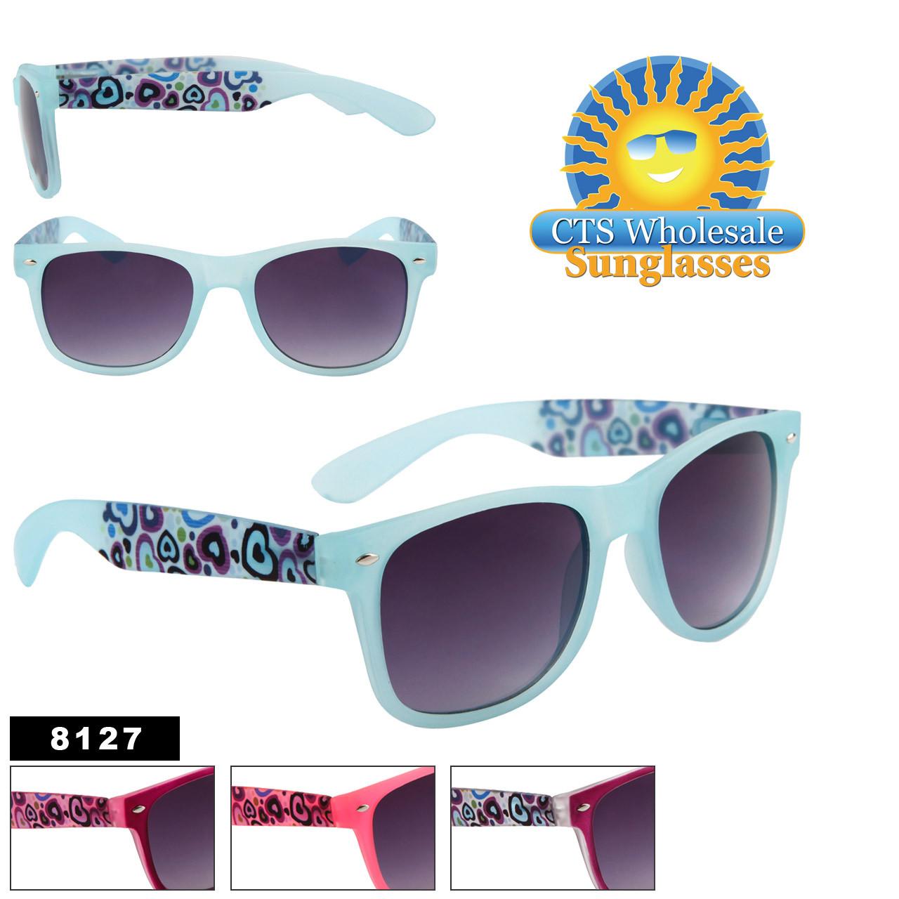 Bulk California Classics Sunglasses - Style # 8127
