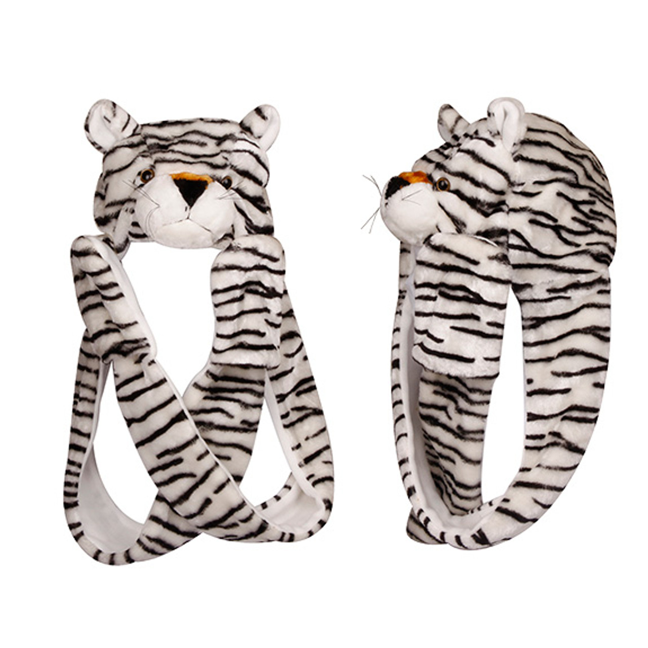 White Tiger with Mittens A112