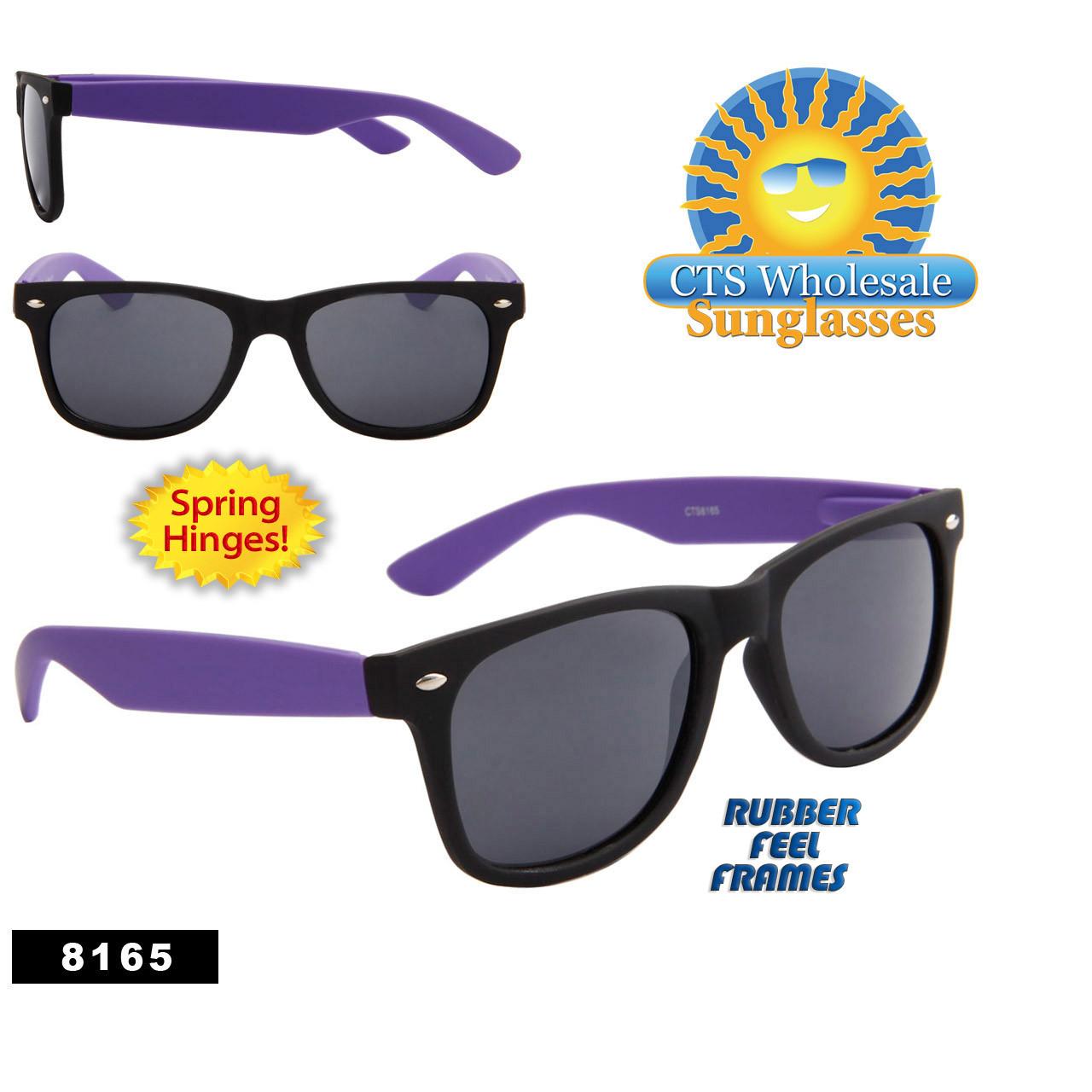 Black & Purple California Classics Wholesale - Style # 8165