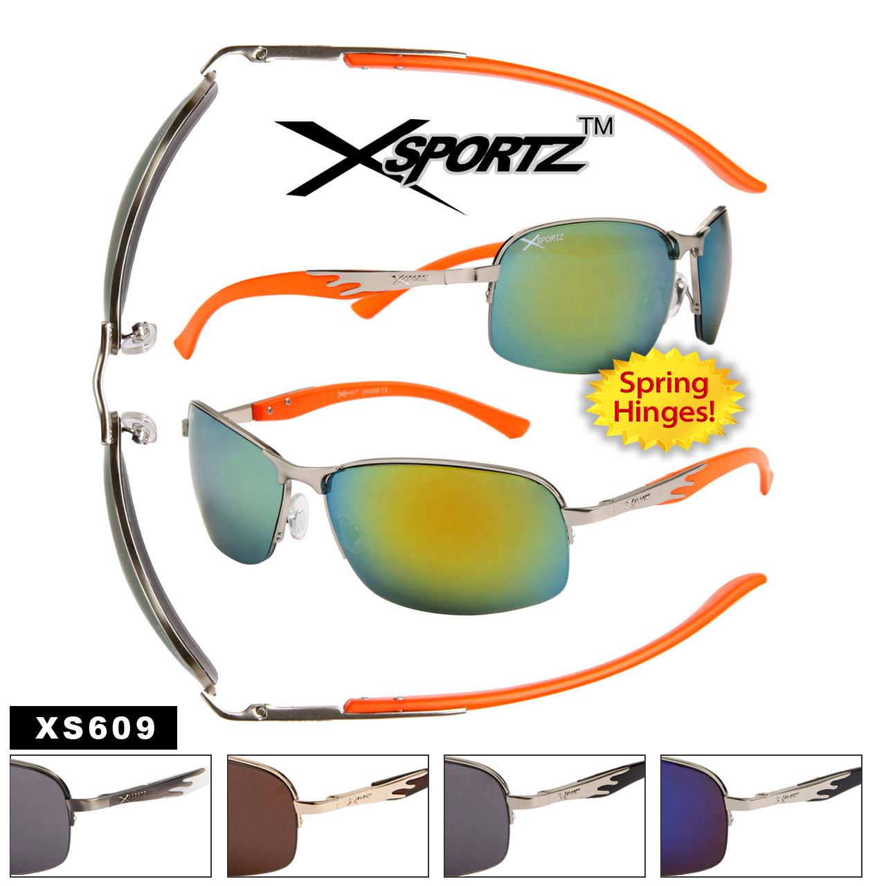 Wholesale Xsportz™ Sports Sunglasses - Style # XS609