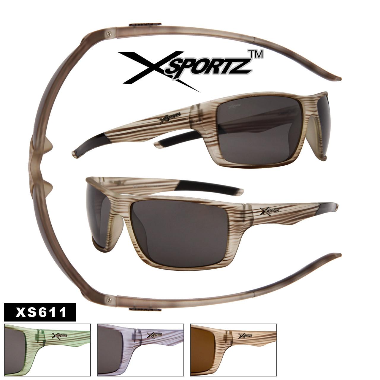 Men's Sport Sunglasses Wholesale - Style # XS611