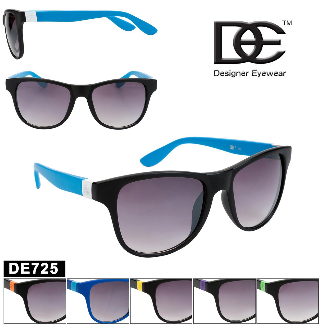 DE™ Designer Eyewear Wholesale Sunglasses - Style # DE725