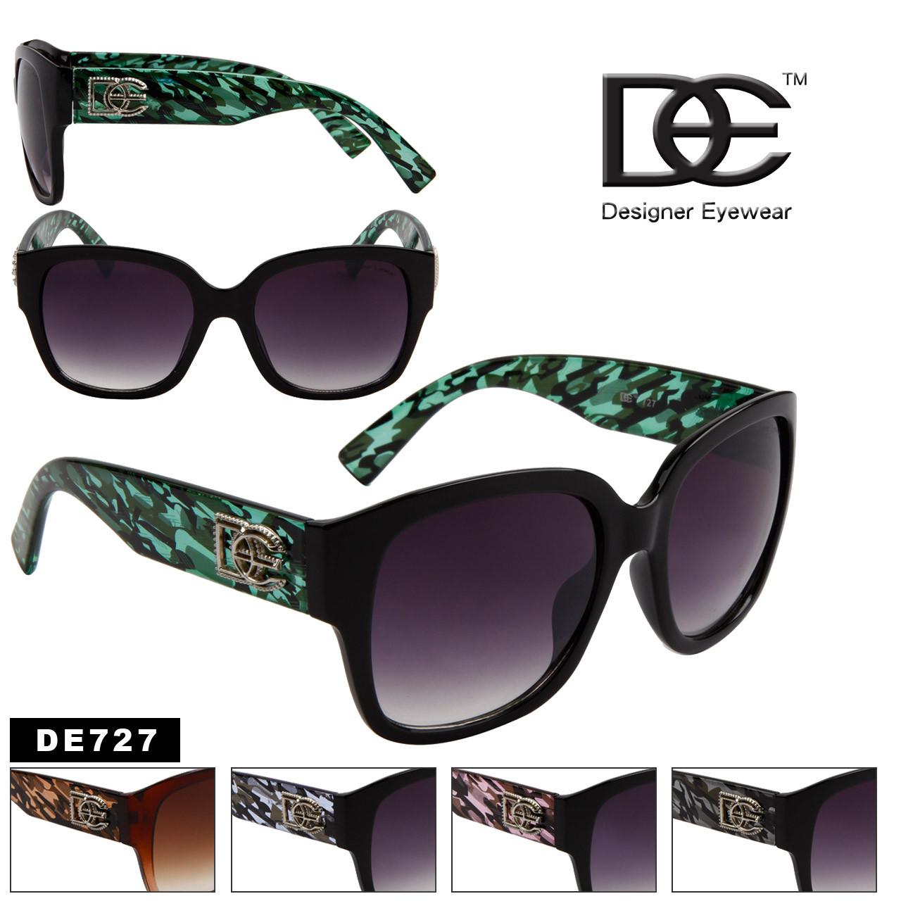 Wholesale DE™ Designer Eyewear by the Dozen - Style # DE727