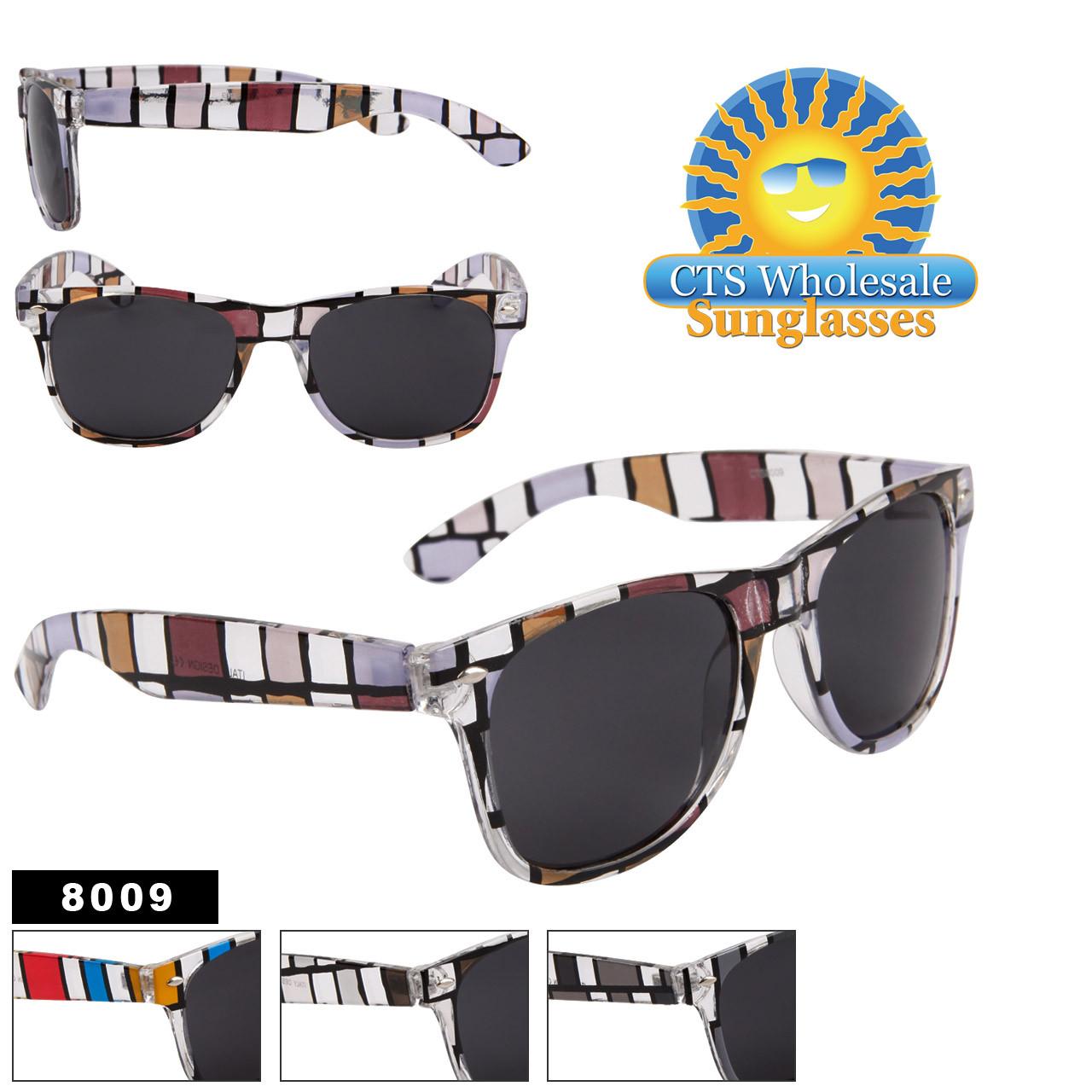Whole Sale California Classics Sunglasses - Style # 8009