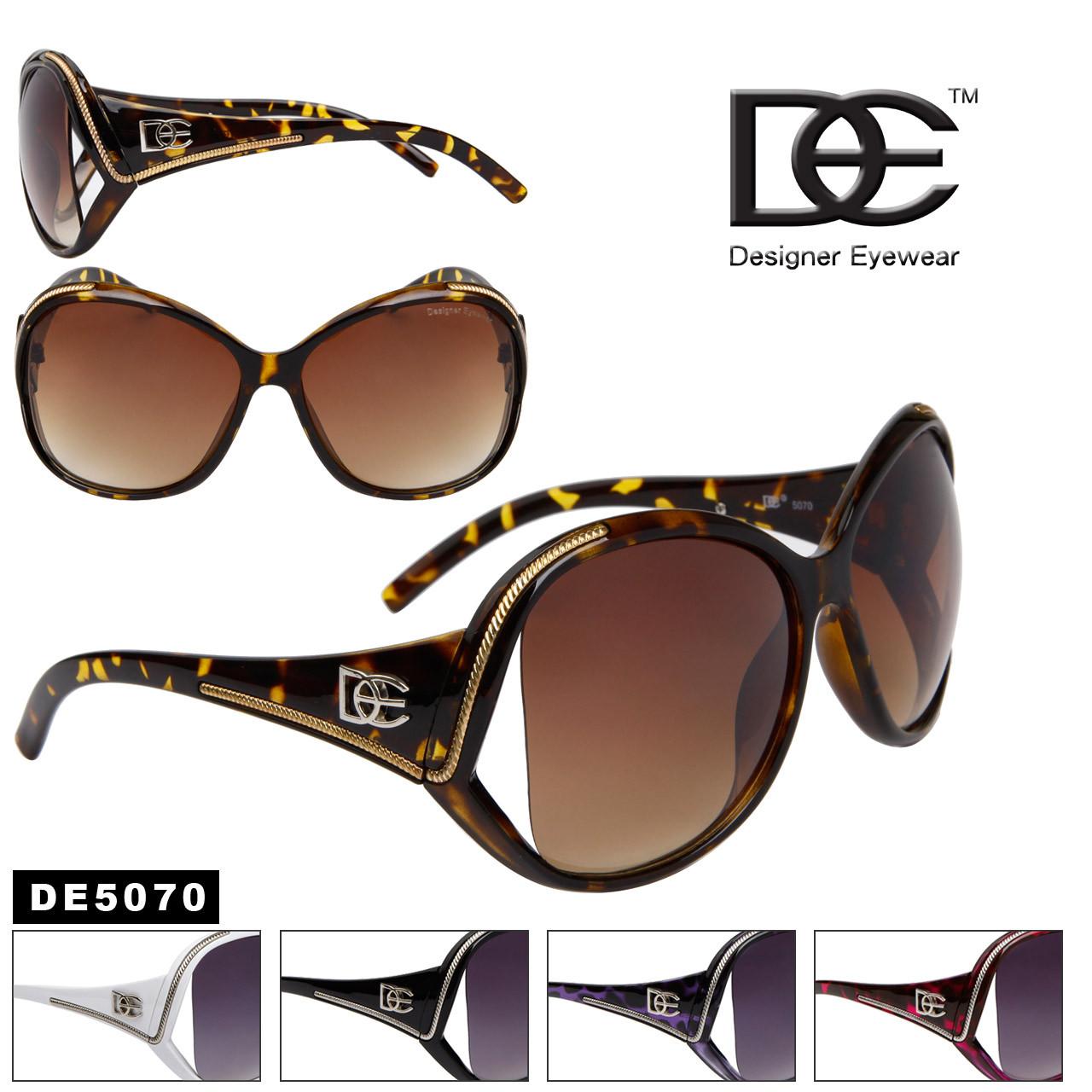 Women's Wholesale Fashion Sunglasses - Style # DE5070