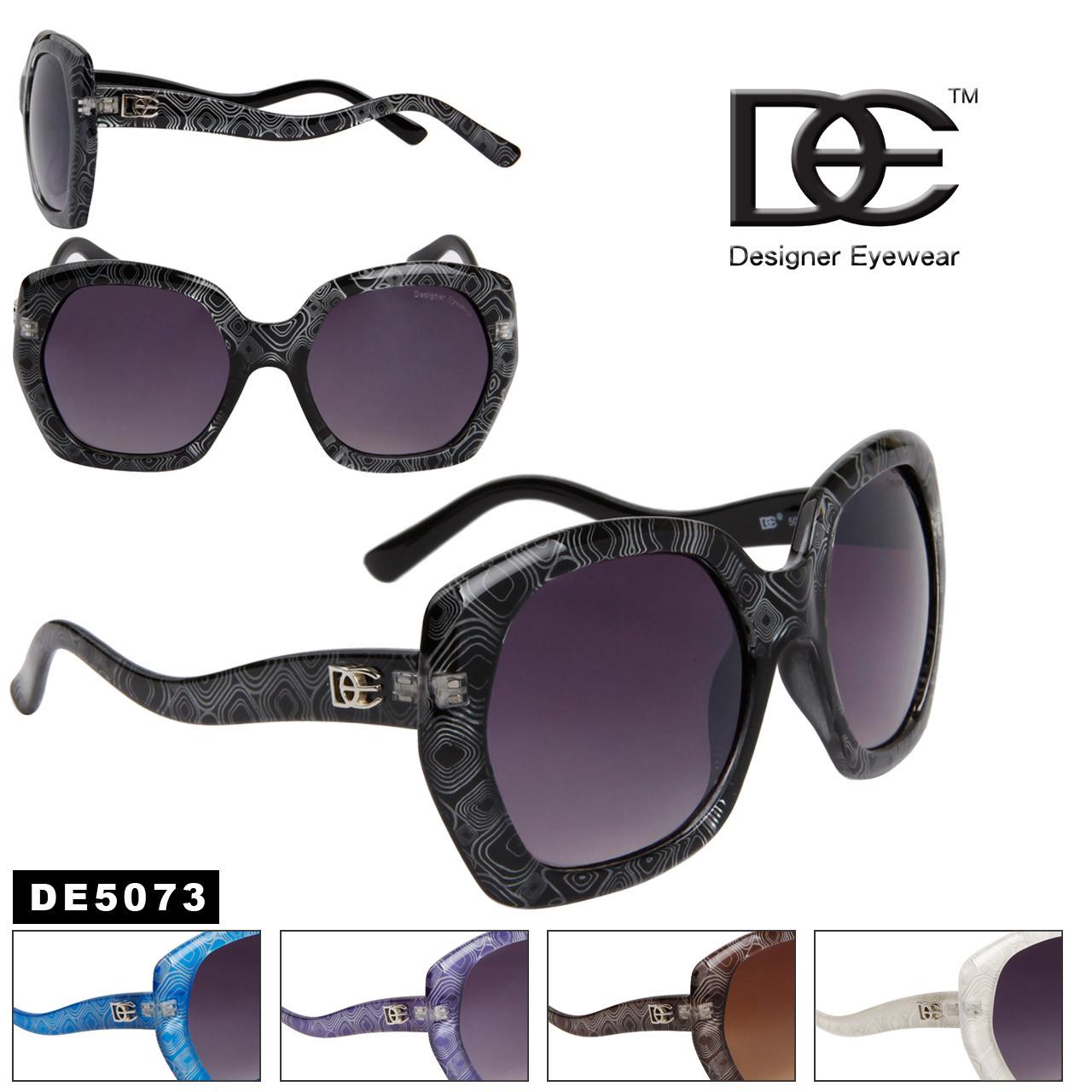 Women's Wholesale Fashion Sunglasses - Style # DE5073