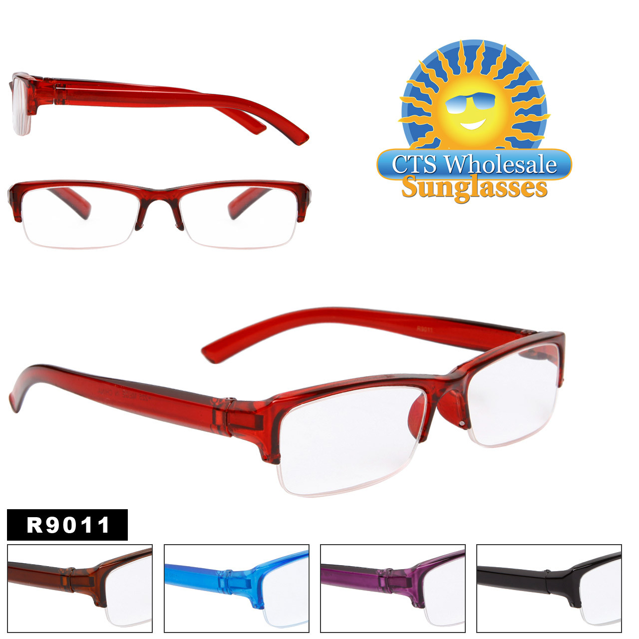 Wholesale Reading Glasses R9011