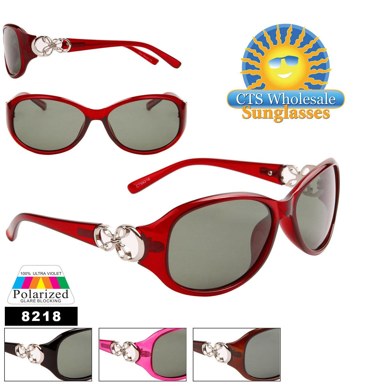 Women's Polarized Sunglasses - 8218