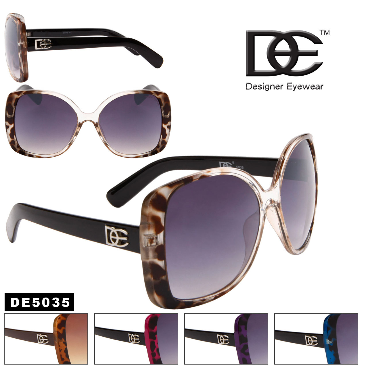 Vintage Sunglasses DE5035