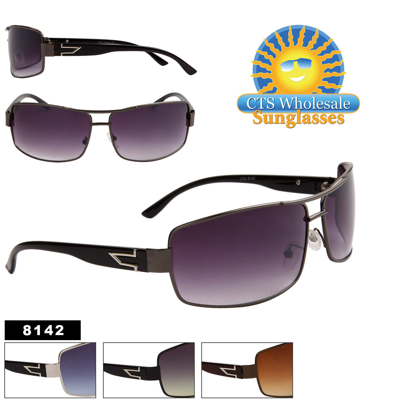 Wholesale Sunglasses 8142