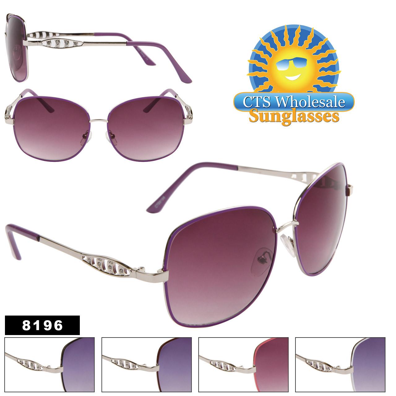 Women's Wholesale Designer Sunglasses - 8196