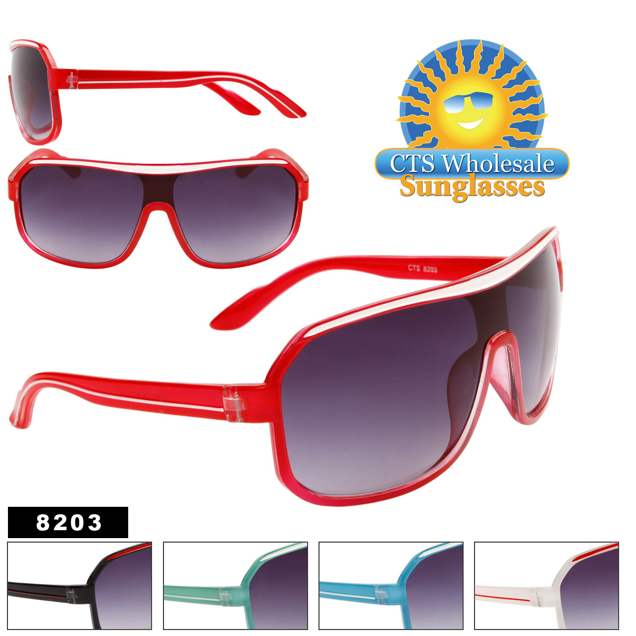 Wholesale Sunglasses 8203