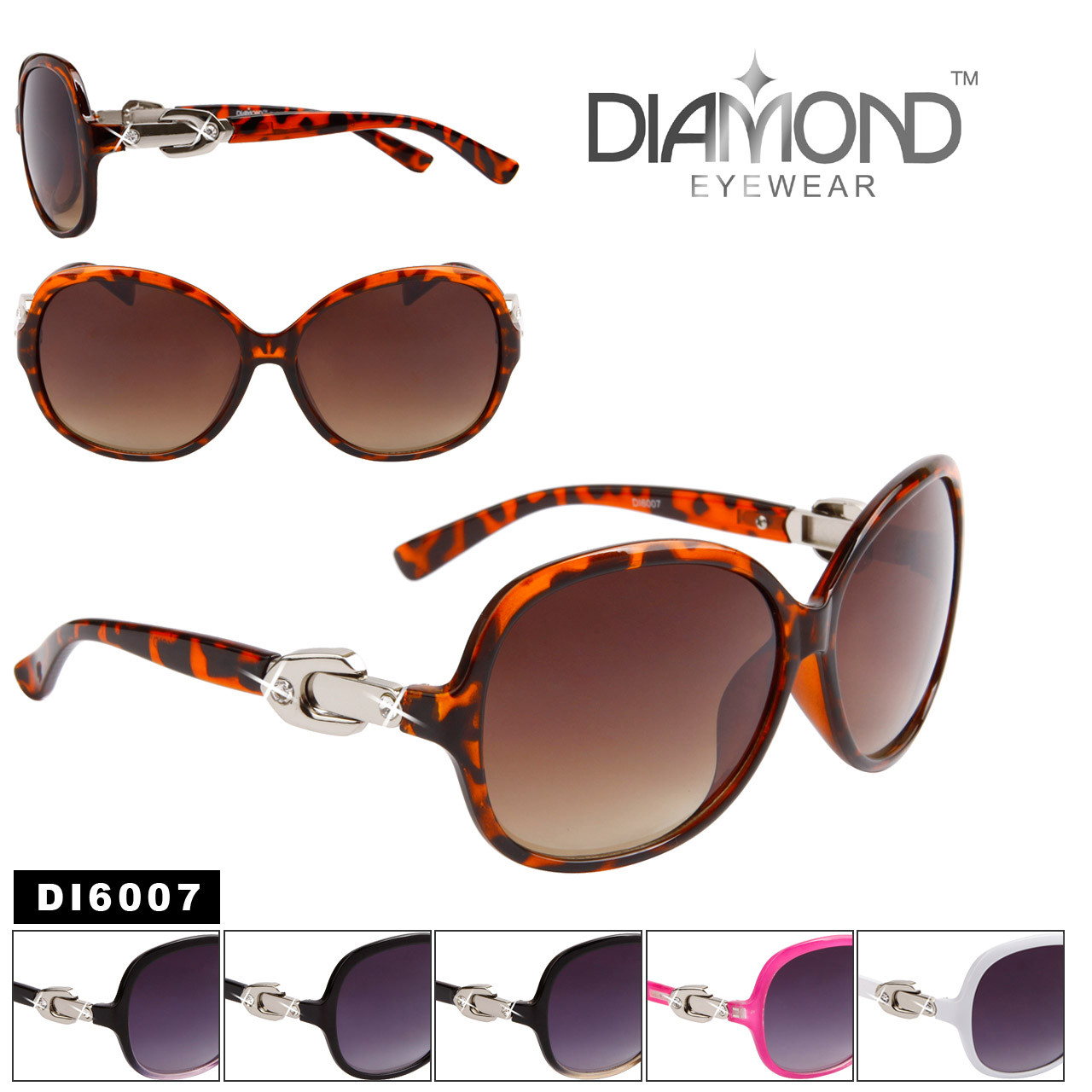 Wholesale Diamond™ Eyewear Sunglasses - DI6007