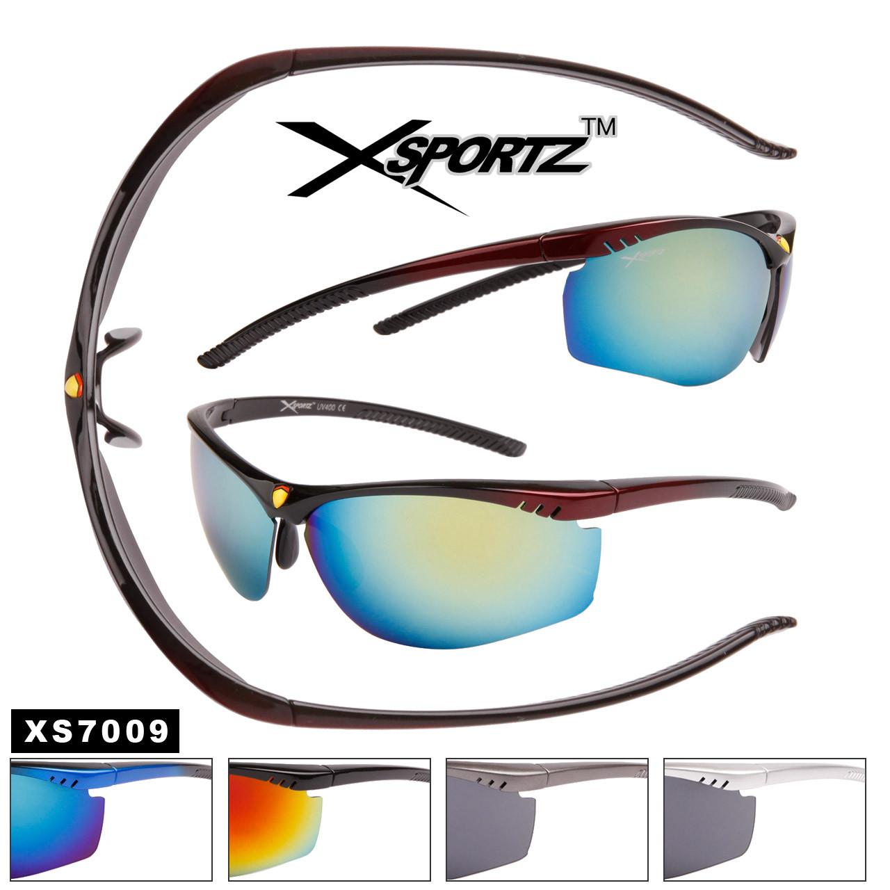 Sports Wholesale Men's Sunglasses - Style # XS7009