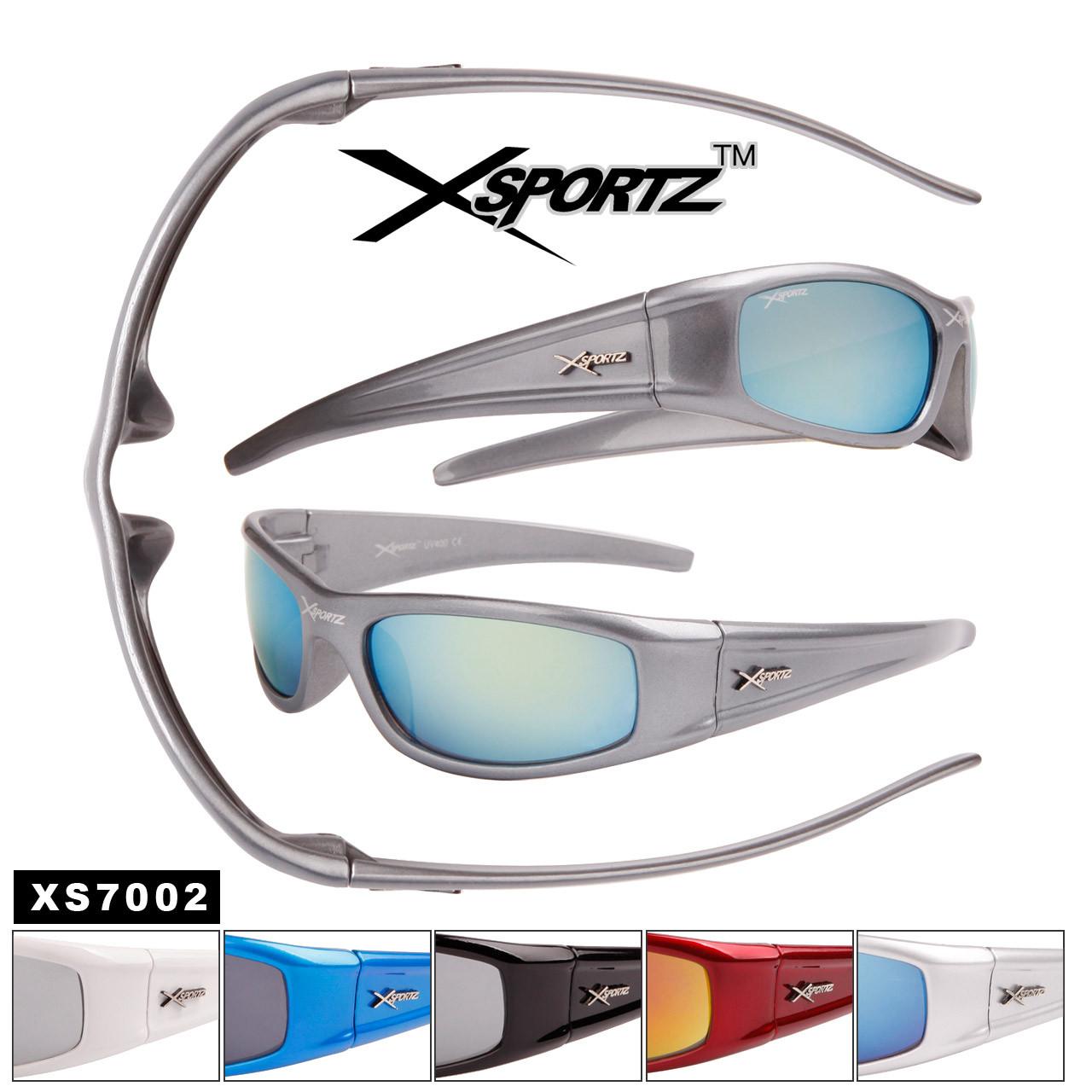 Xsportz™ Men's Sunglasses by the Dozen - Style #XS7002