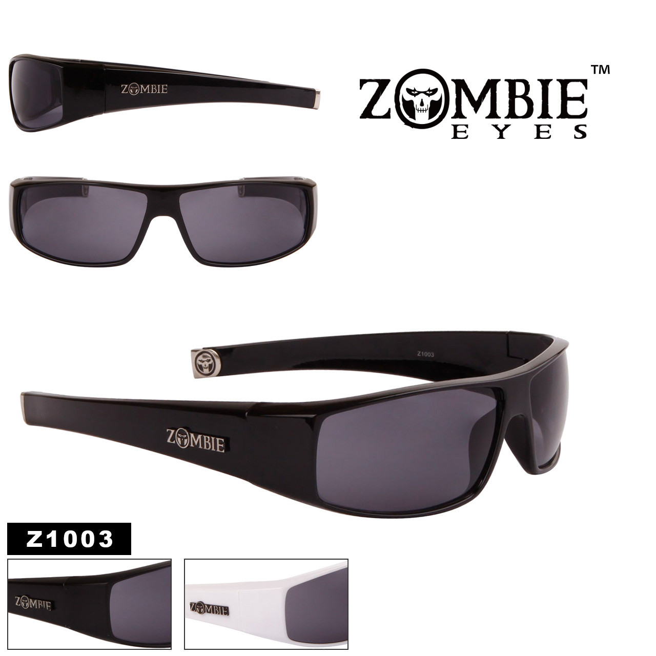 Zombie Eyes™ Men's Sunglasses - Style #Z1003