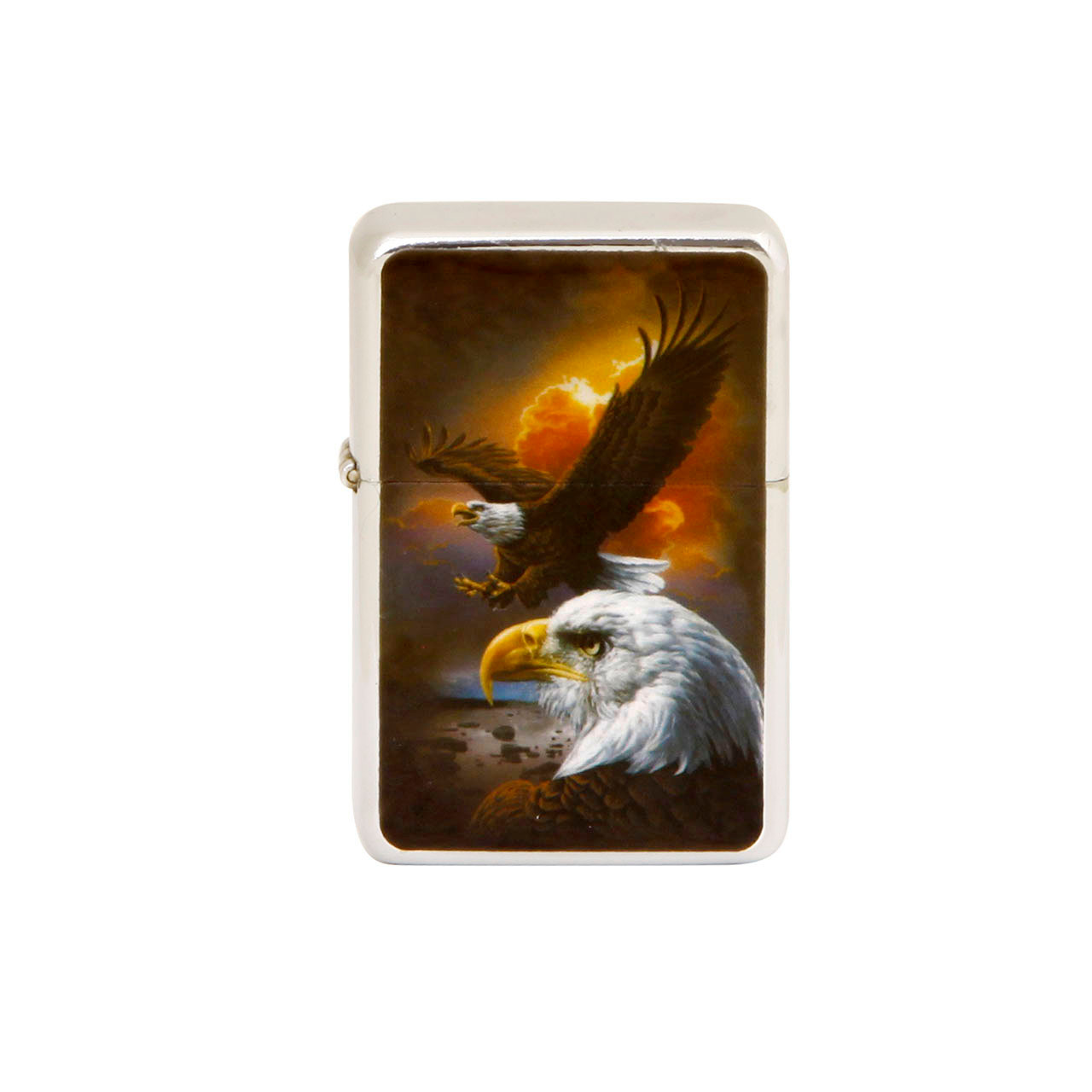 Lighters Wholesale  Assorted Bald Eagles