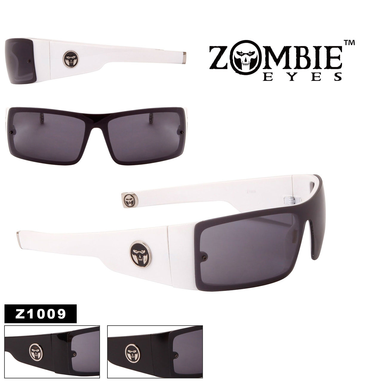 Zombie Eyes™ Designer Sunglasses for Men - Style #Z1009