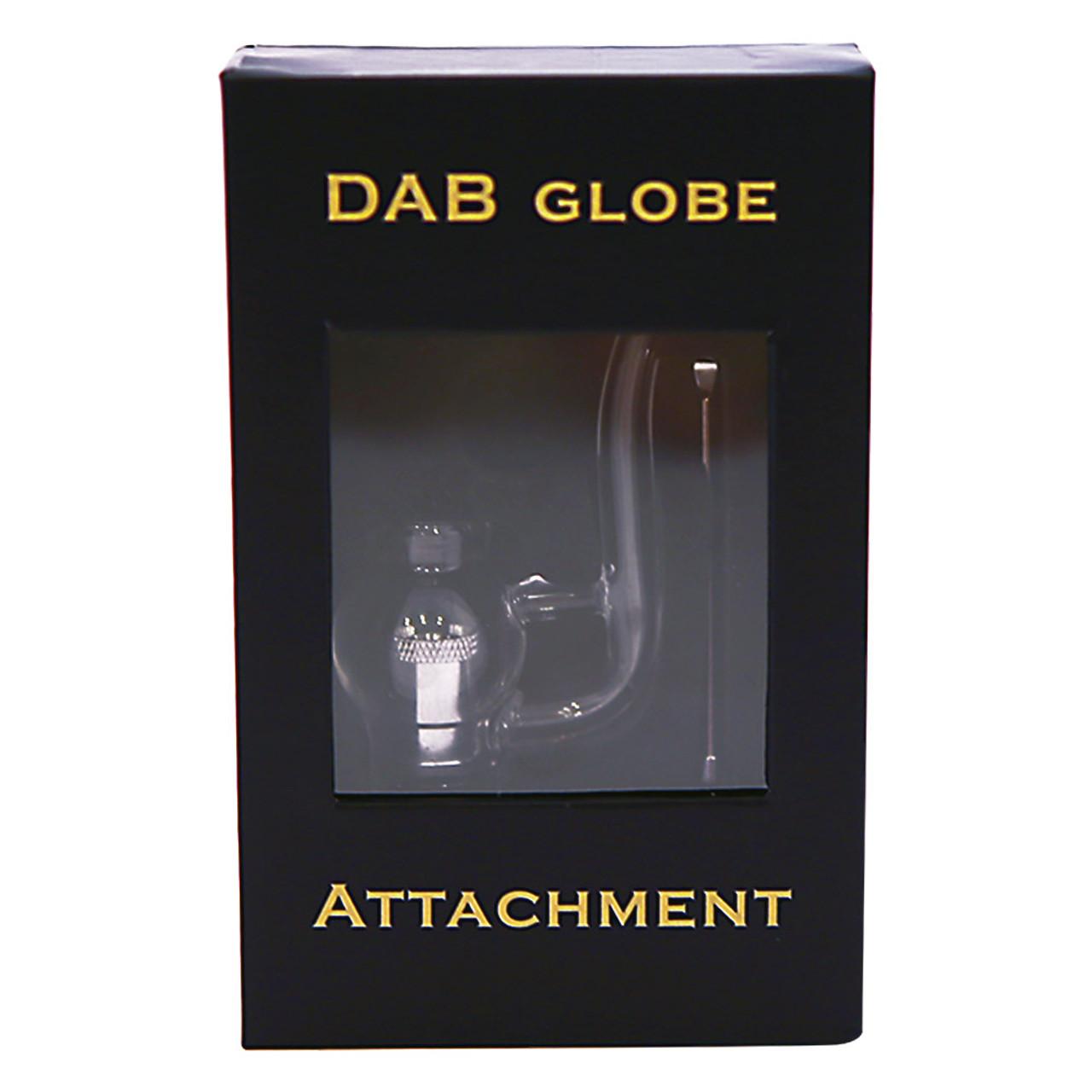 Dab Globe Attachment Atomizer | Wax & Oil
