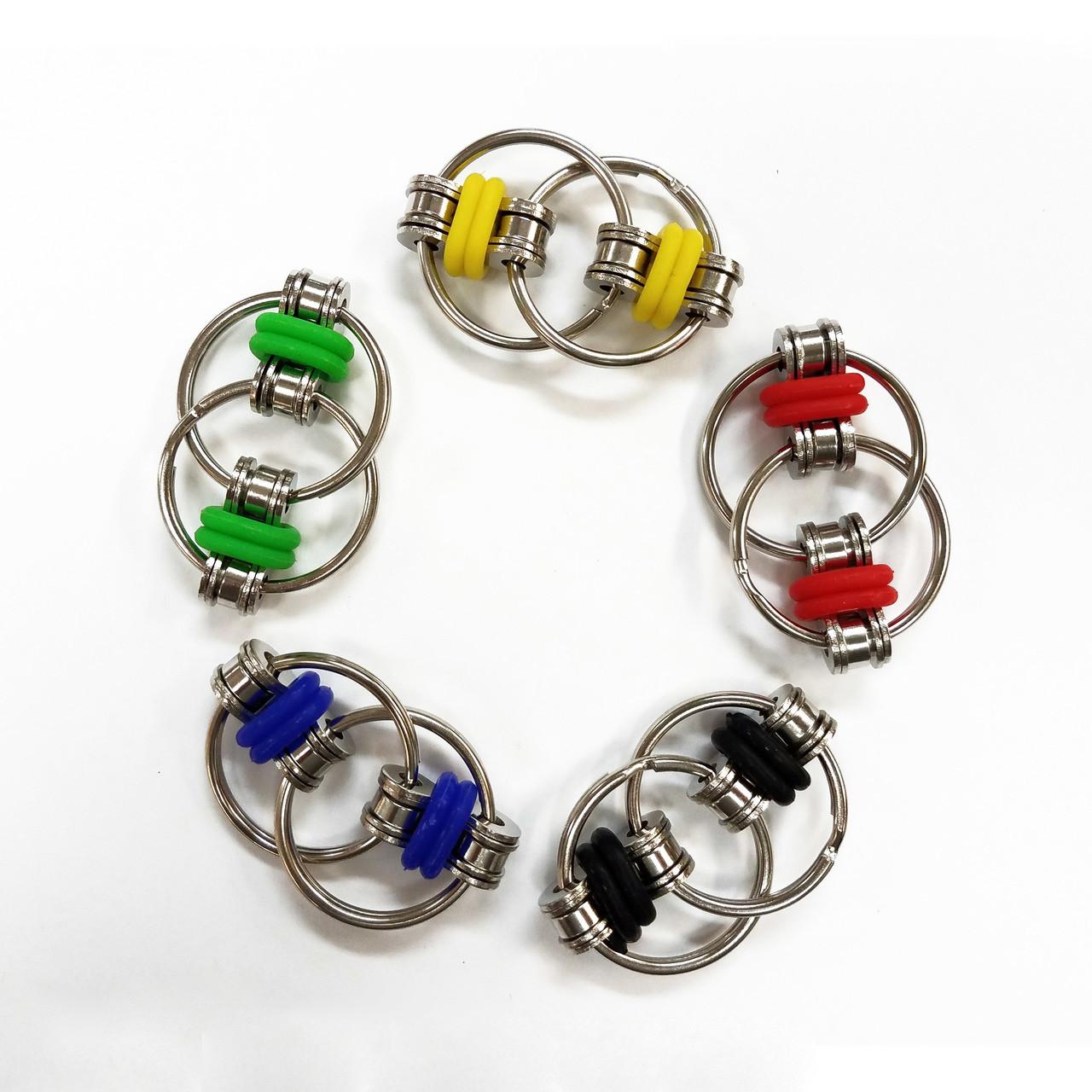 Key Chain Fidget Spinners!