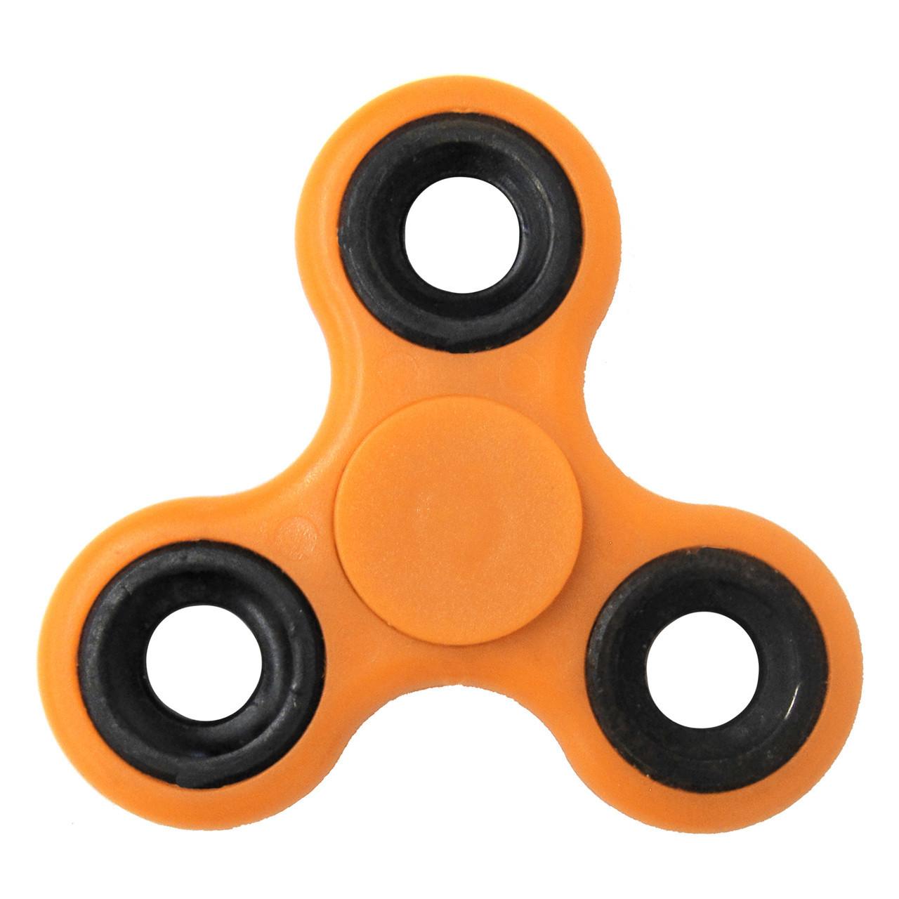 Orange Fidget Spinners!