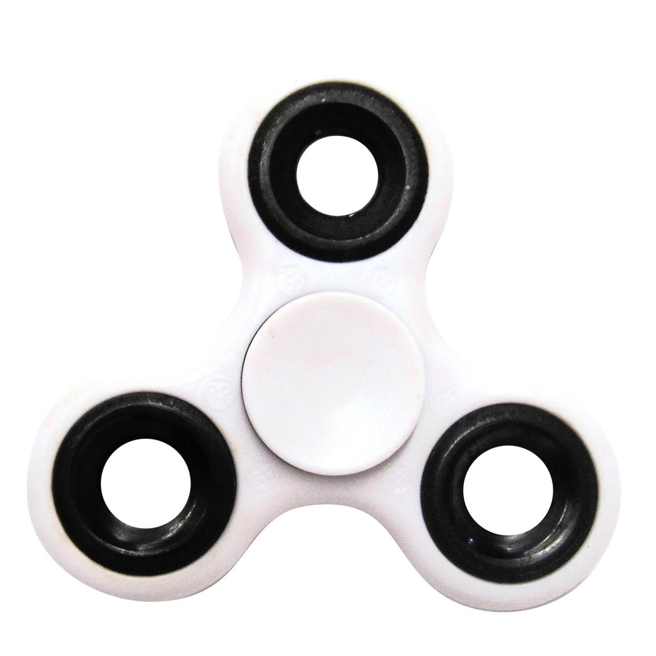 White Fidget Spinners!