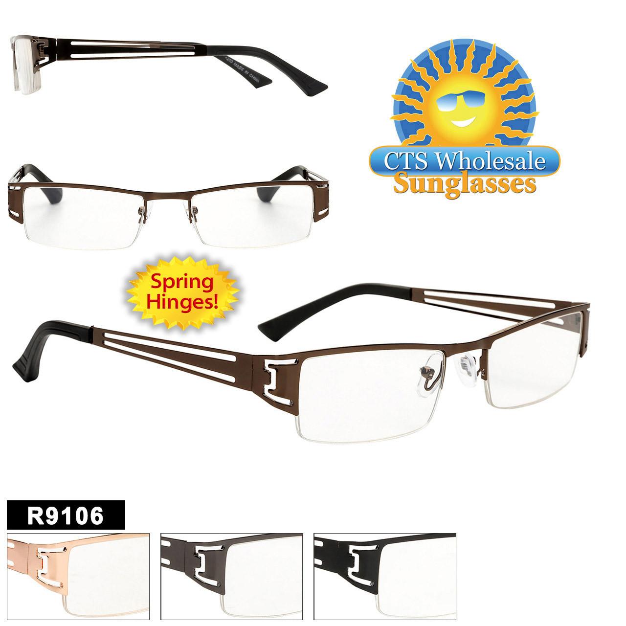 Metal Reading Glasses Wholesale - R9106