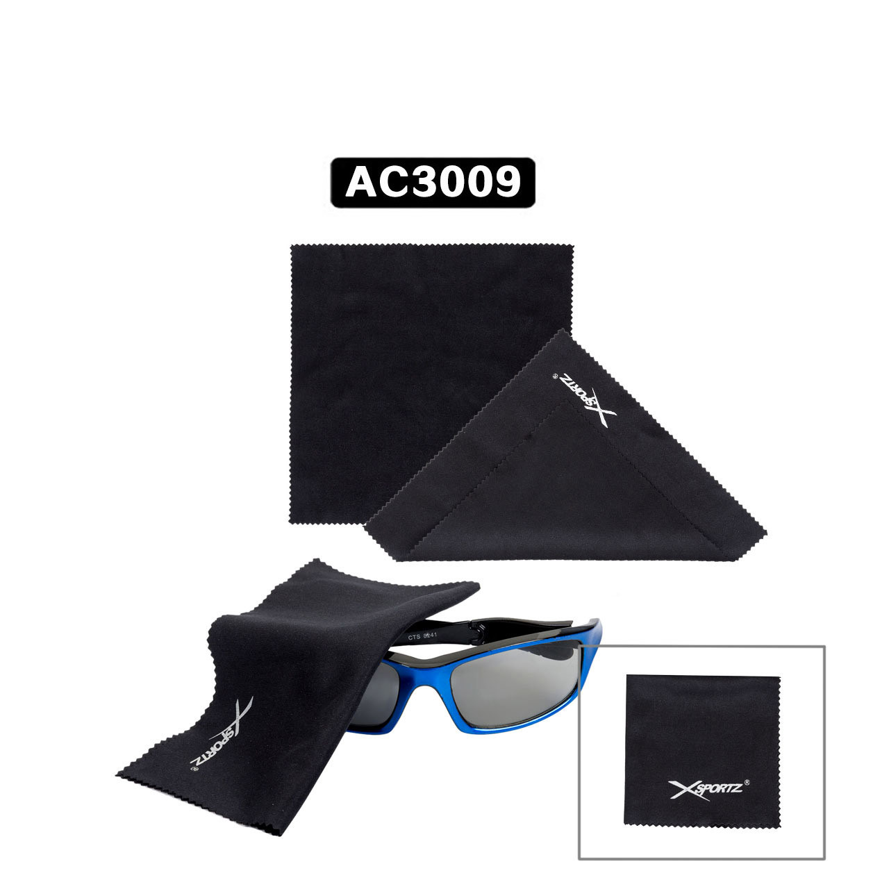 Cleaning Cloths | Xsportz AC3009