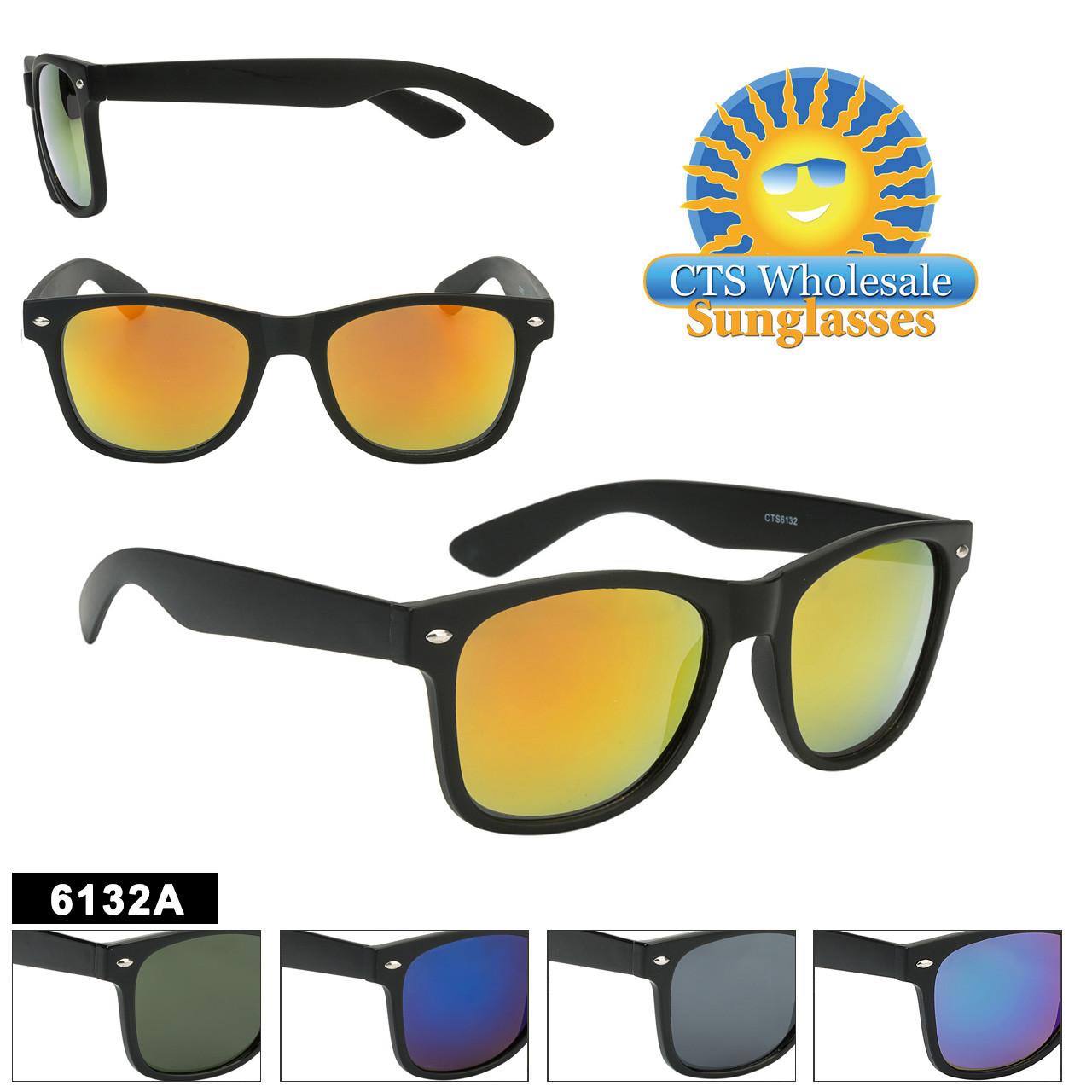 Bulk Classic Sunglasses - Style #6132A