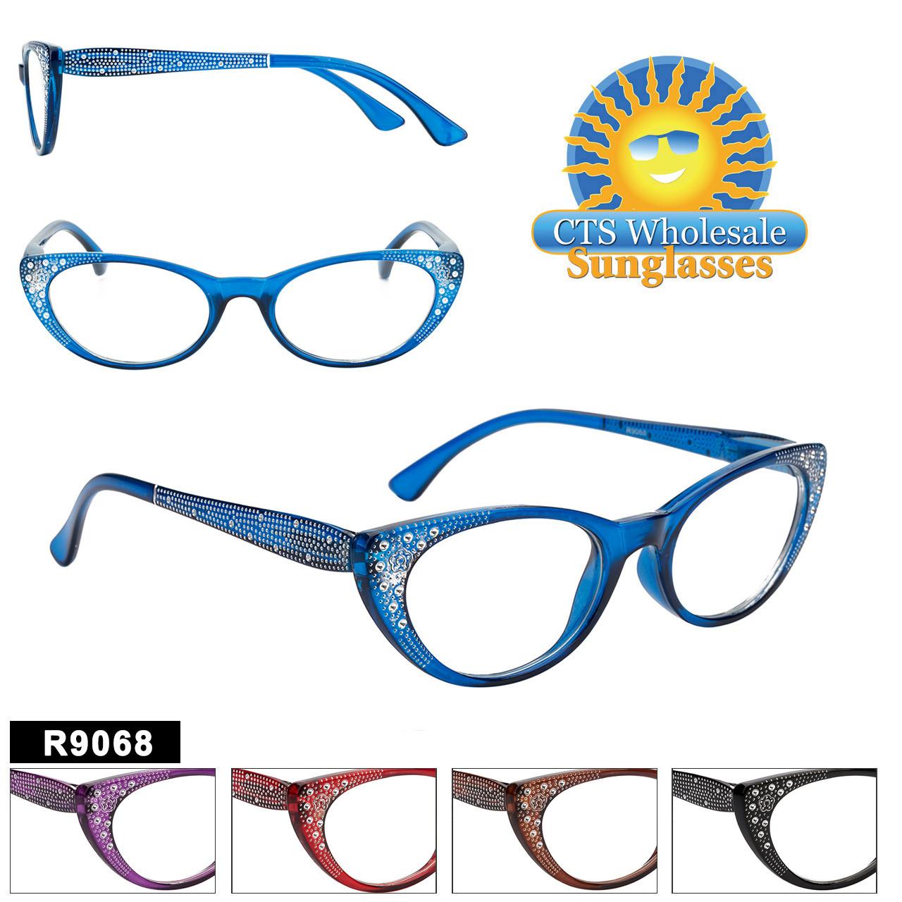 Wholesale Reading Glasses - R9068