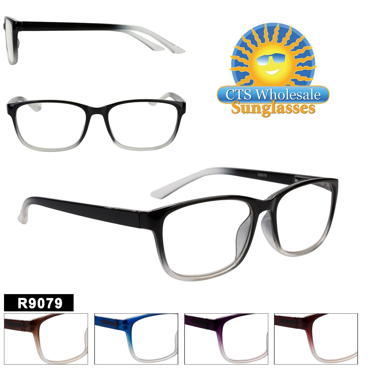 Wholesale Plastic Readers - R9079