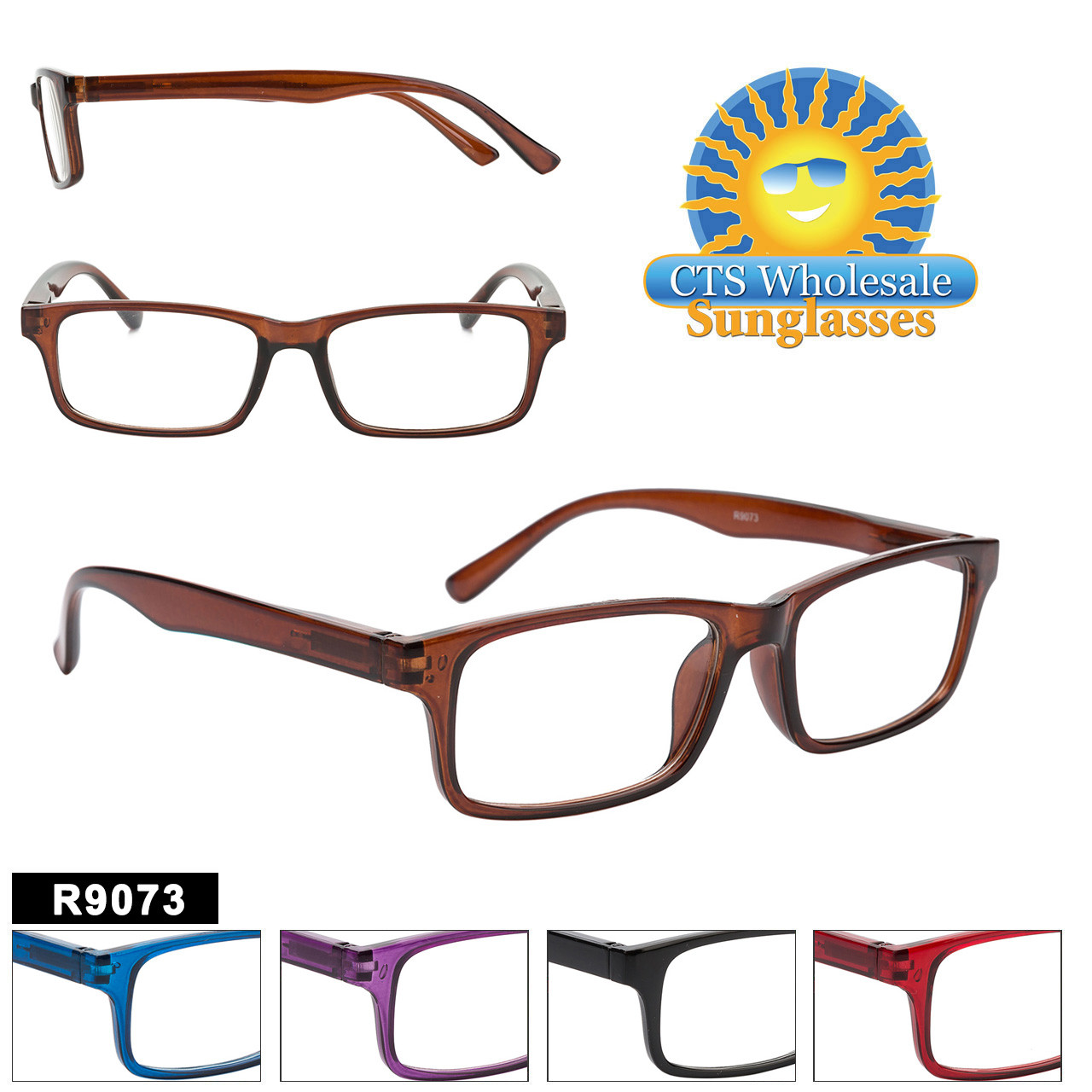 Reading Glasses in Bulk - R9073