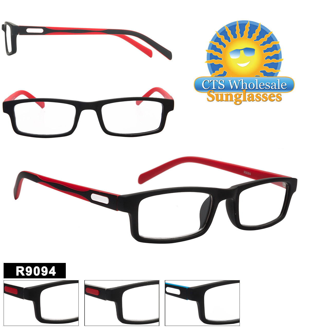 Reading Glasses by the Dozen - R9094
